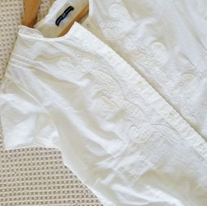 Embroidered GAP Top